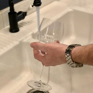 How to Wash Your Wine Glasses Part 1