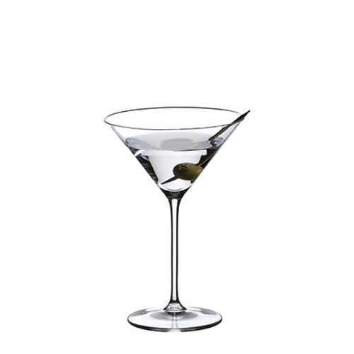 Riedel Martini XL- Pair, etched