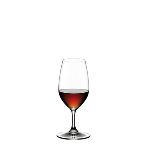 Riedel Port- Pair, etched