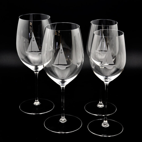 Riedel Veritas Cabernet- International One Design- PAIR