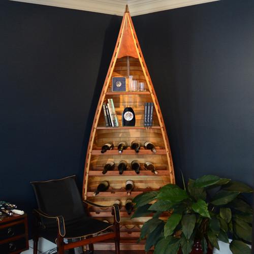 Hand Made Canoe Bar