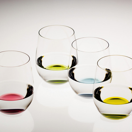 Happy O Volume 1, Set of 4 Stemless