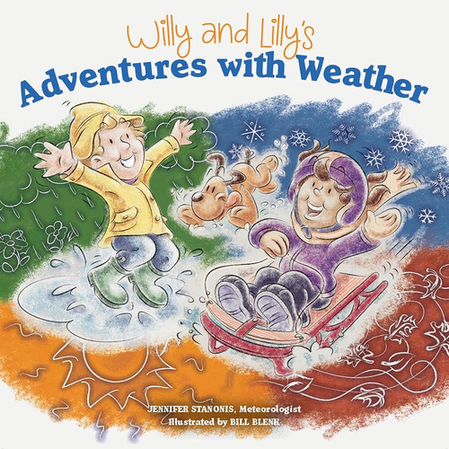 Willy & Lilly's Adventures with Weather