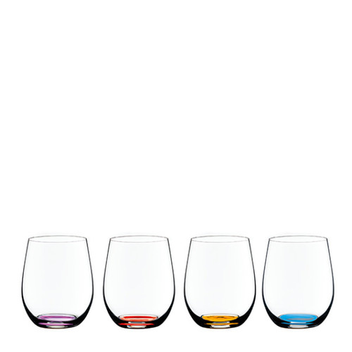 Happy O Volume 2, Set of 4 Stemless