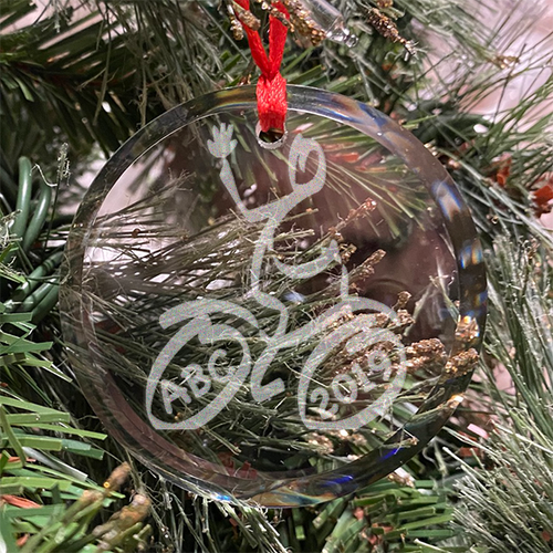 Bike Ornament