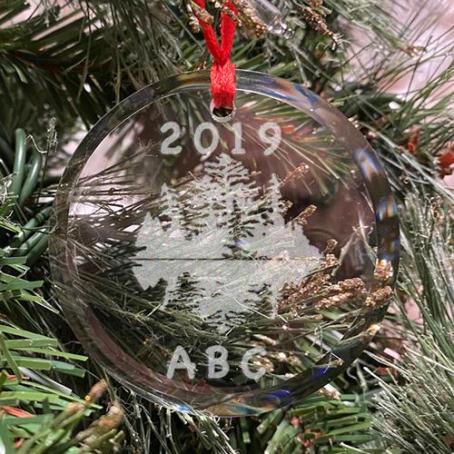 Northern Island Ornament