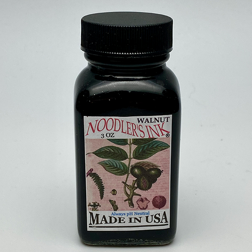 Noodler's Walnut Fountain Pen Ink 3oz