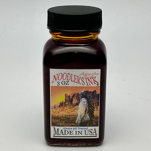 Noodler's Apache Sunset Fountain Pen Ink 3oz
