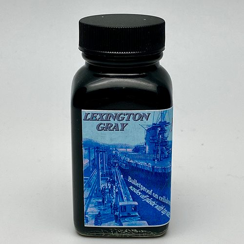 Noodler's Lexington Grey Fountain Pen Ink 3oz