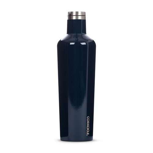 Corkcicle 25 oz Canteen- Navy