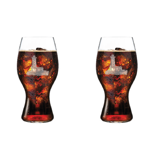 Riedel Rum + Coca Cola Glass, pair – Point Abino Lighthouse