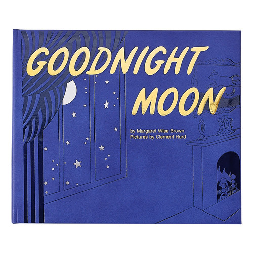Goodnight Moon  Genuine Leather Bound