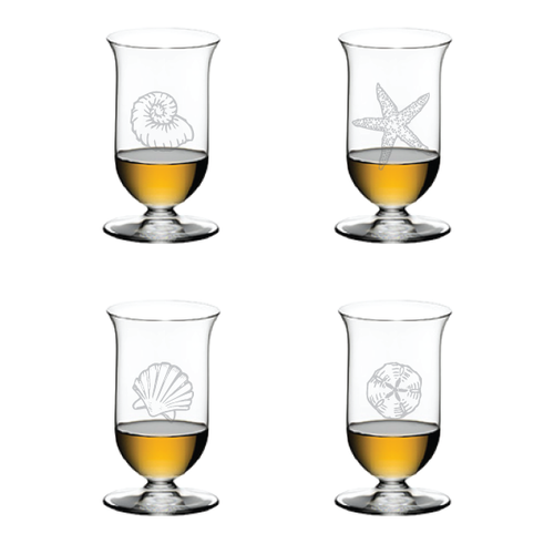 Riedel Single Malt- Shells Set of 4