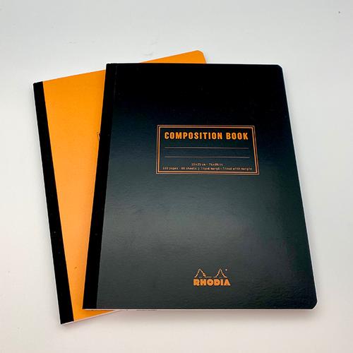 Rhodia Composition Book