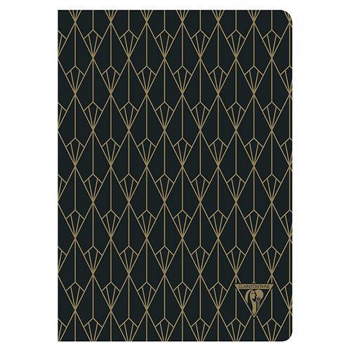 Clairefontaine Neo Deco A5 Notebook - Diamond, Lined