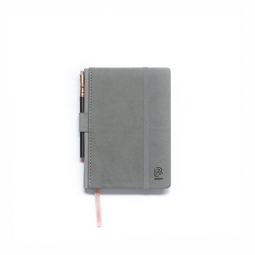 BLACKWING  SMALL BLACKWING SLATE NOTEBOOK - DOT GRID BLACK