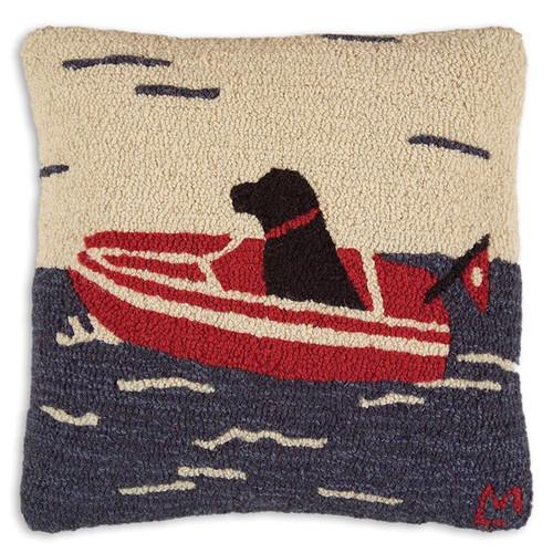 Sea Dog Pillow