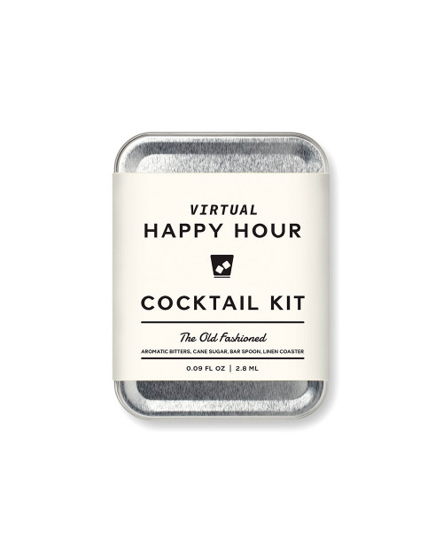W&P Virtual Happy Hour Kit - The Old Fashioned