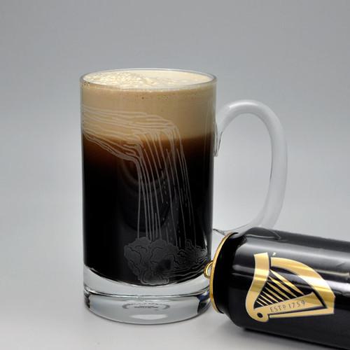 Euro Beer Tankard, Monogrammed