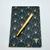Art Deco brass pen bundle