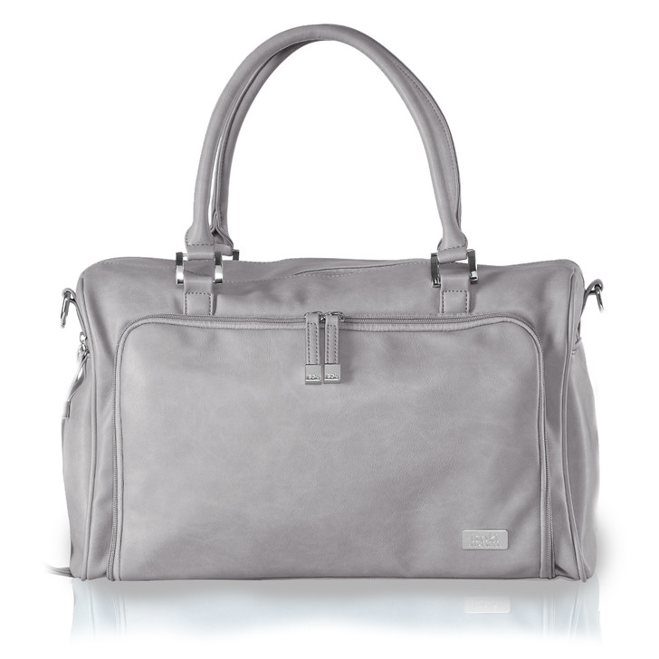 Double Zip Satchel Changing Bag Portsea