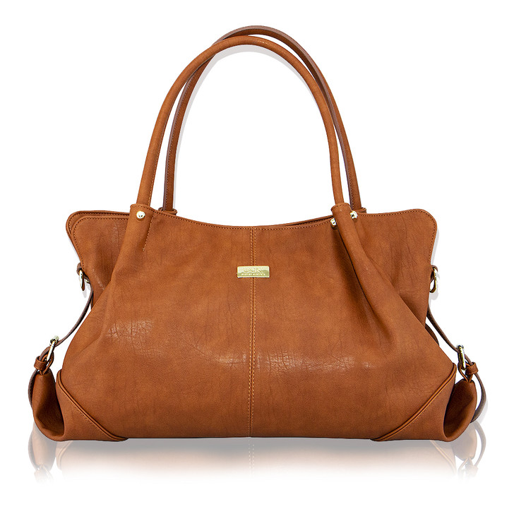 The Anakie Satchel Nappy Bag is the perfect bag for mums looking for something they can use long after the kids grow up.