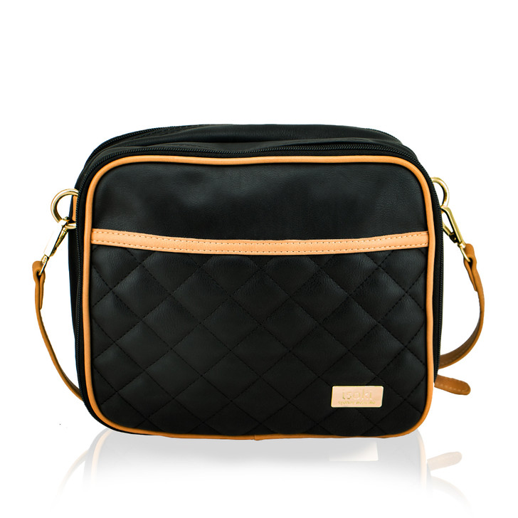 Finley Crossover Bag - Two Tone