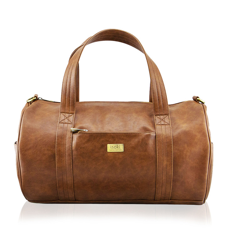 Kingston Duffle Bag - Redwood