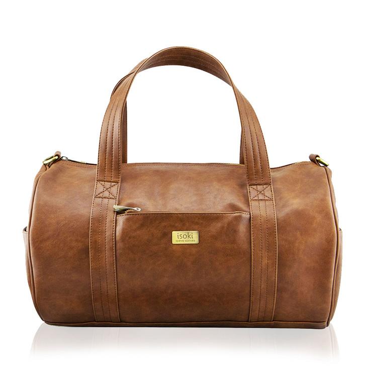 Kingston Duffle Bag - Redwood