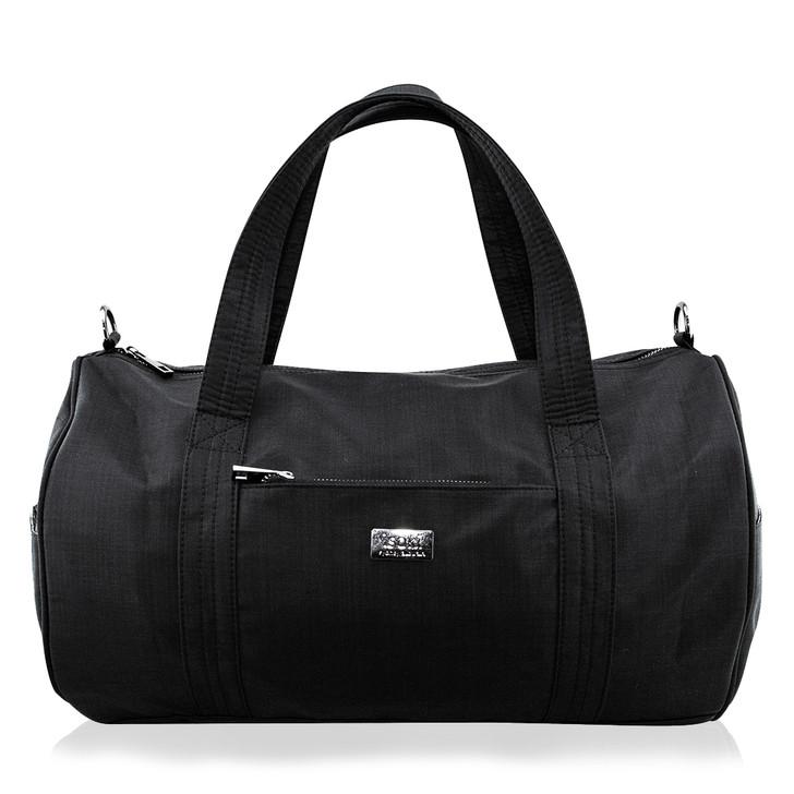 Kingston Duffle Bag - Black Nylon