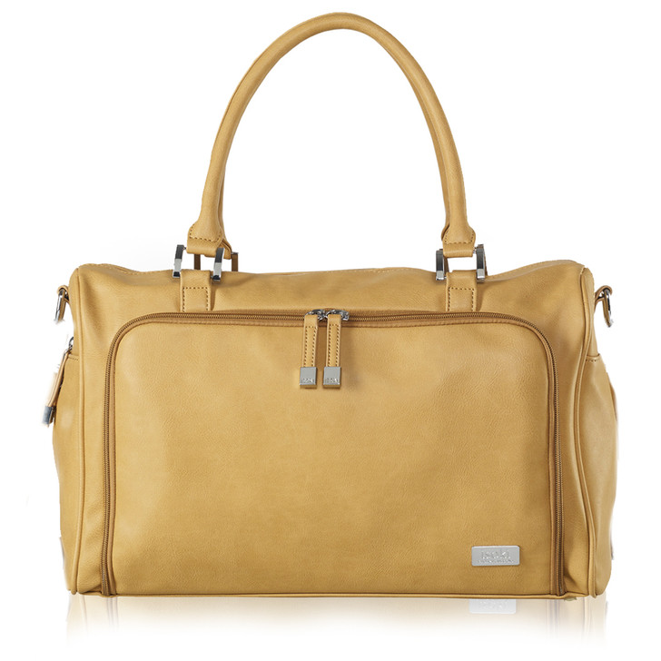 Double Zip Satchel Changing Bag Sorrento