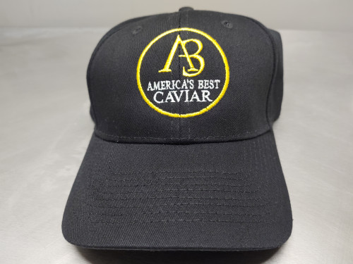 Buy your very own America's Best Caviar hat.  This low profile hat is made with quality in mind with ad   embroidered logo and a velcro strap that is guaranteed to  fit most.