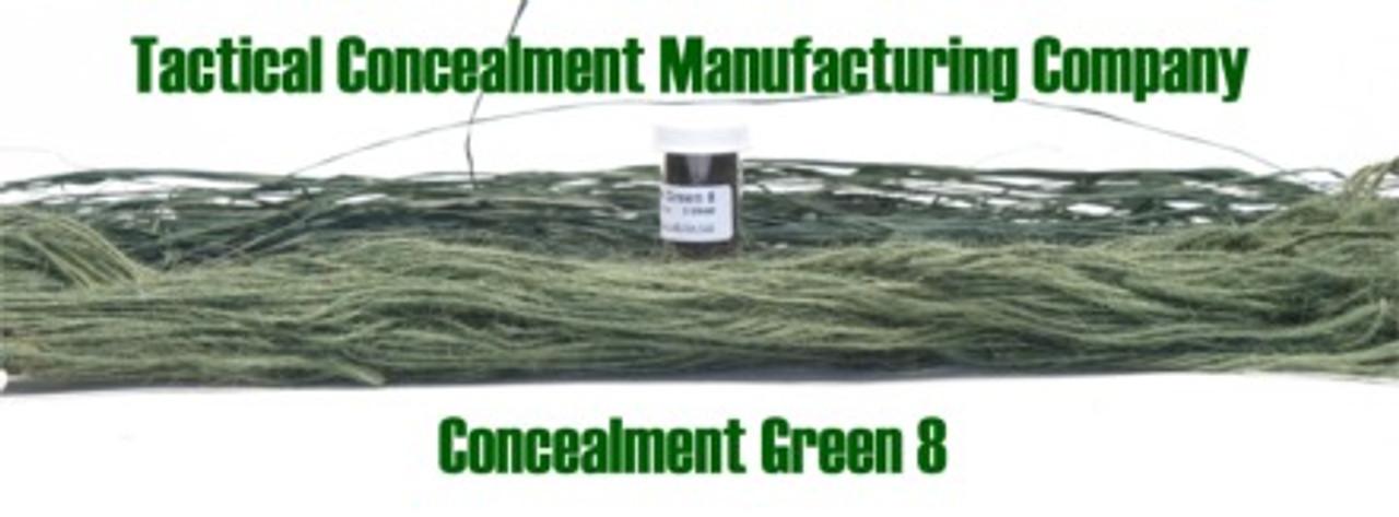 Concealment Green 8 / Industrial Color Dye