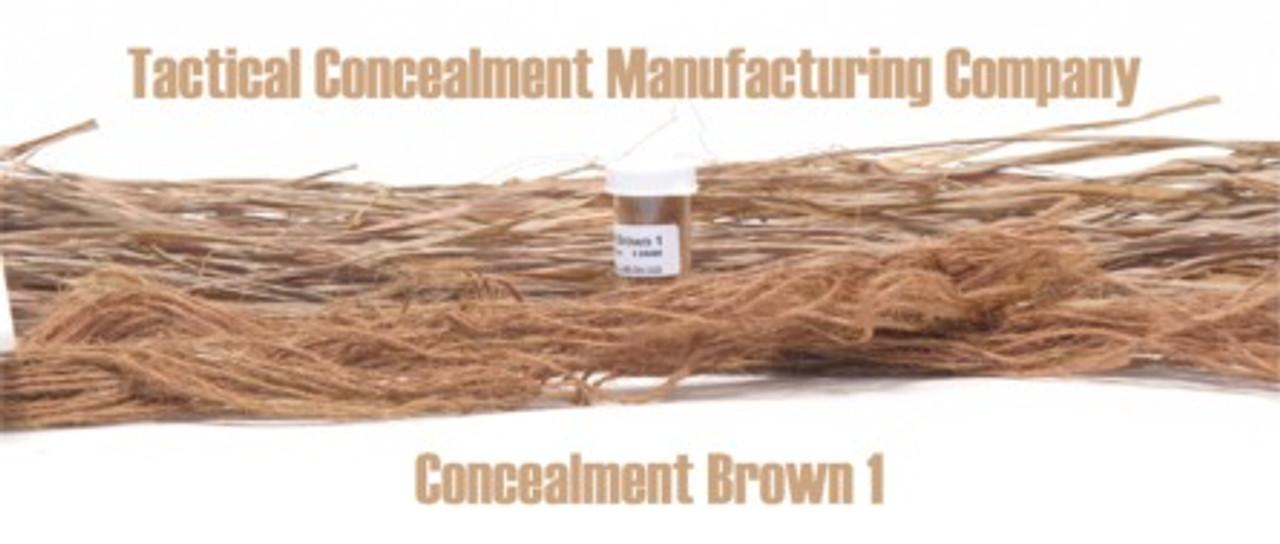 Concealment Brown 1 / Industrial Color Dye