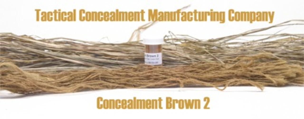 Concealment Brown 2 / Industrial Color Dye