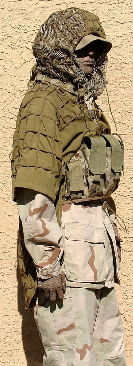 Original Cobra 89C5100 shown with tactical chest rig not included.