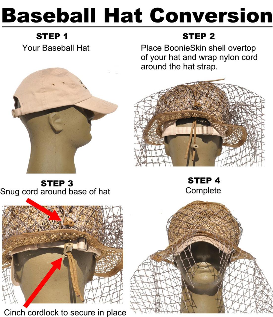 Sniper Boonie Hat - Slip Over