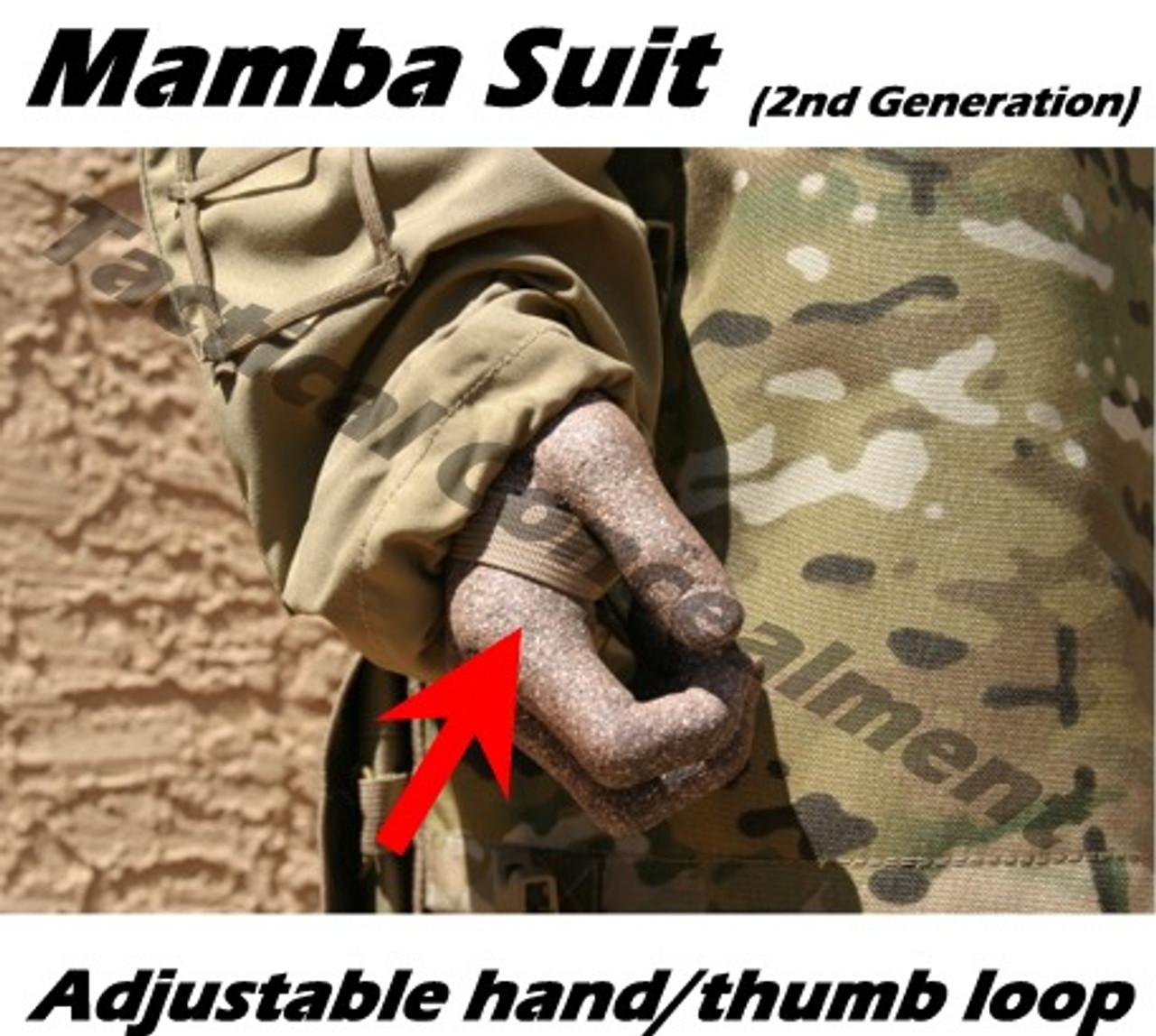 Mamba Suit
