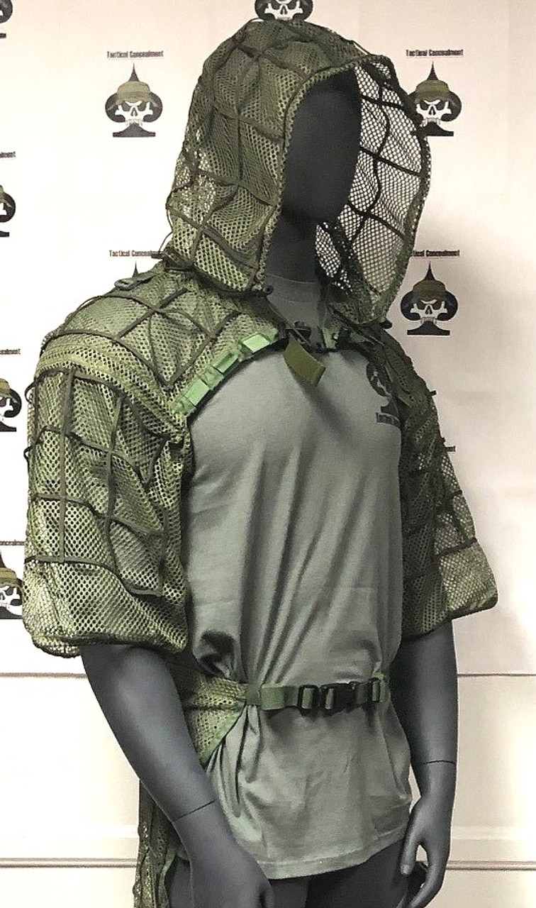 Tactical Concealment SV-2 Super Viper ODG