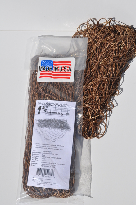 "1.75"" Ghillie Suit Nylon Netting"