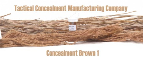 Concealment Brown 1 / Industrial Color Dye