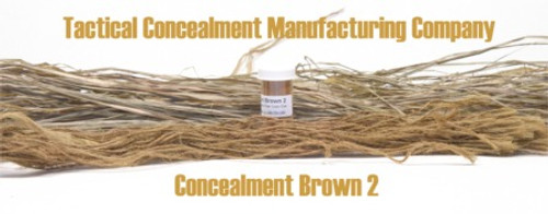 Concealment Brown 2 / Industrial Color Dye
