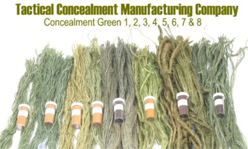 Concealment Green Combo-Pack
