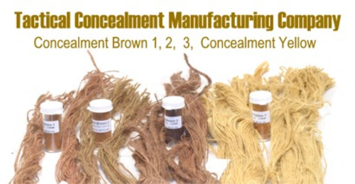 Concealment Brown Combo-Pack