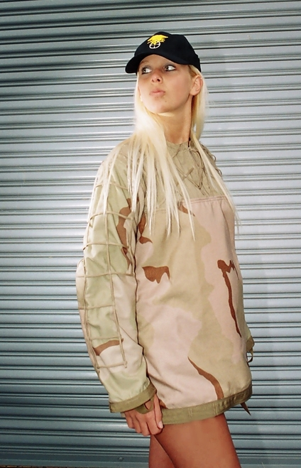 Tactical Concealment Mamba Blouse