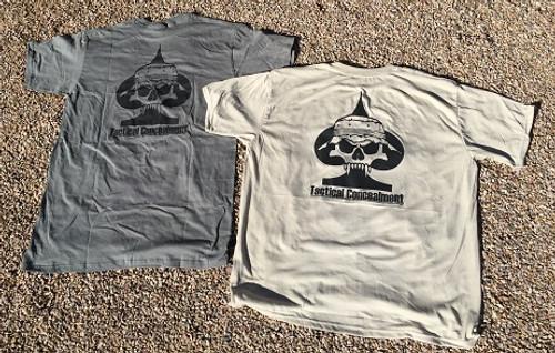 Tactical Concealment Skull T-Shirt