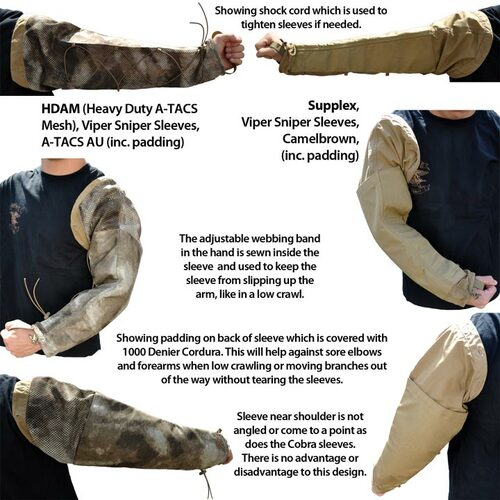 Viper Sleeves