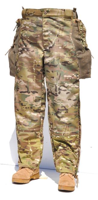 Front View Sniper HABU Trouser Quad vented Dual ErgoCargo pockets