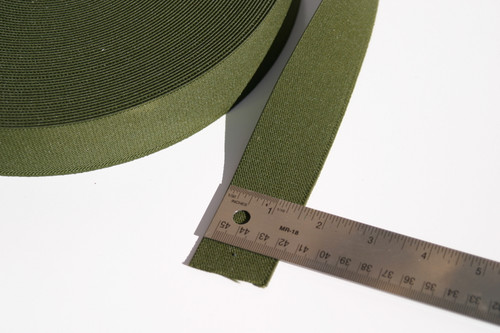 "1.5"" wide Miltary Elastic Webbing"
