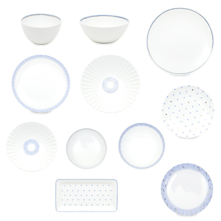 [Moire] 20 Piece Home Set